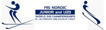 MŚ juniorów Erzurum 2012