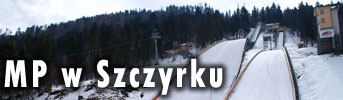 Mistrzostwa Polski w skokach w Szczyrku