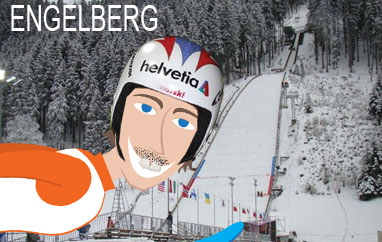 Puchar Świata Engelberg 2011