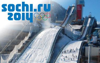 XXII Zimowe Igrzyska Olimpijskie w Soczi
