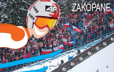 PŚ Zakopane 2012