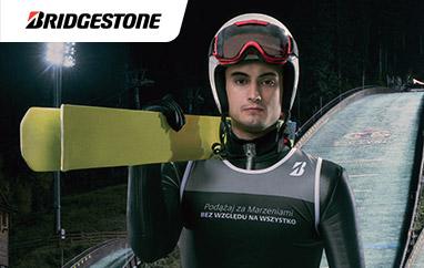 Maciej Kot ambasadorem kampanii Bridgestone: Podążaj za marzeniami, bez względu nawszystko