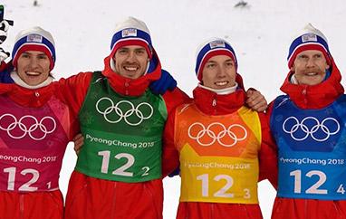 ZIO Pjongczang: Norwegia zwycięża, Polacy zbrązowym medalem!