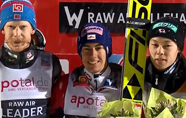 PŚ Lillehammer: Zwycięstwo Krafta, Stoch iKubacki wdziesiątce