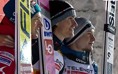 PŚ Ruka: Drugie zwycięstwo Tande, dyskwalifikacje Lindvika, Prevca, Johanssona iForfanga