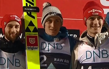 PŚ Lillehammer: Prevc powraca nazwycięską ścieżkę. Lindvik liderem Raw Air
