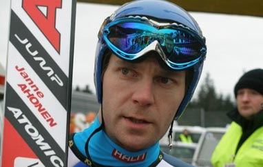 Janne Ahonen wnowej funkcji