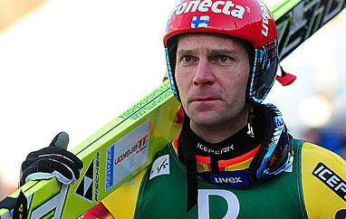 Mistrzostwa Finlandii: Zdecydowany triumf Ahonena