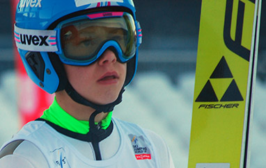 FIS Cup Otepää: Aigro najlepszy wserii próbnej