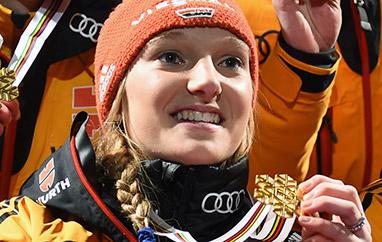 PŚ Lillehammer: Katharina Althaus wygrywa konkurs