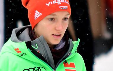 PŚ Lillehammer: Dominacja Kathariny Althaus, Niemka samodzielną liderką