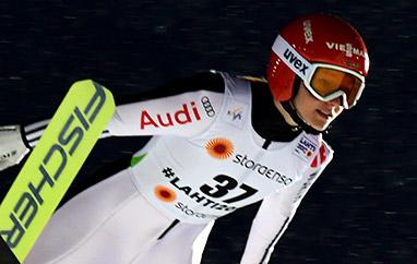 ZIO Pjongczang: Althaus znajlepszym wynikiem wtrzeciej rundzie treningowej