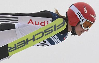 LGP Klingenthal: Althaus najlepsza wkwalifikacjach