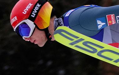 MŚ Oberstdorf: Aschenwald najlepszy wIII serii treningowej, Stękała skoczy wkwalifikacjach