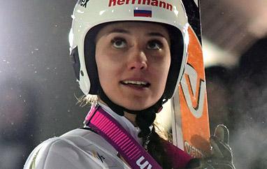 PŚ Lillehammer: Althaus i Awwakumowa najlepsze na treningach na dużej skoczni