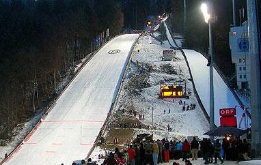 Ostatnia odsłona Turnieju: Bischofshofen