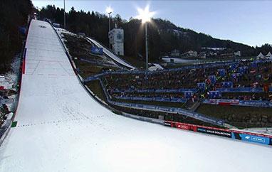 TCS Bischofshofen: 59 skoczków ikilka zmian naliście startowej