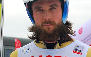 Fredrik Bjerkeengen (Norwegia)