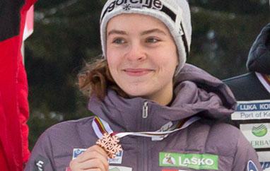 MŚJ Lahti: Jerneja Brecl deklasuje natreningach, dobry skok Twardosz