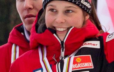 MŚJ Lahti: Lisa Eder najlepsza wserii próbnej