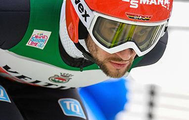 MŚ Oberstdorf: Eisenbichler najlepszy wI serii treningowej, Wolny najdalej zPolaków