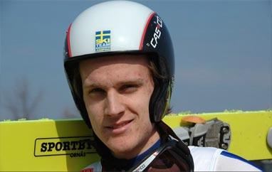 Johan Erikson najlepszy wSzwecji