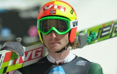 PŚ Vikersund: Evensen zkolejnym rekordem, Kranjec wygrywa kwalifikacje