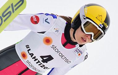 Susanna Forsstroem (Finlandia)