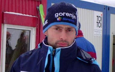 Damjan Fras (Słowenia)