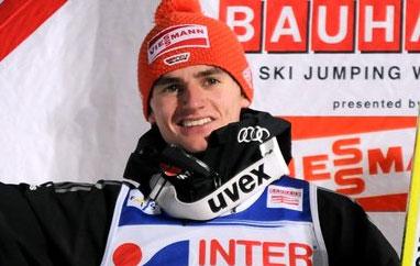 PŚ Lillehammer: Freitag wygrywa II trening, poprawa uPolaków
