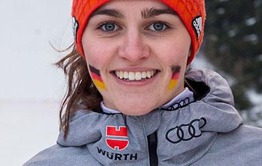 FIS Cup: Selina Freitag najlepsza wserii próbnej