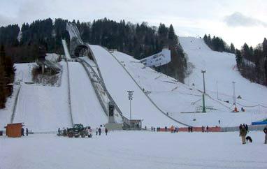 TCS: Drugi etap Turnieju - Garmisch-Partenkirchen