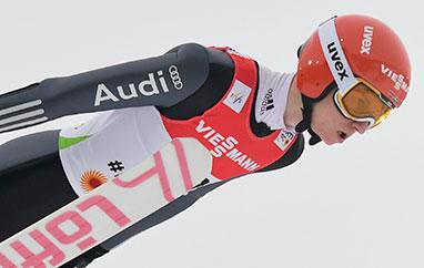 PŚ Val di Fiemme: Druga runda treningowa dla Geigera, Stoch trzeci
