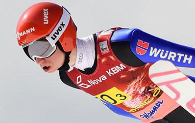 LGP Rasnov: Geiger znów najlepszy, podium Kubackiego, wszyscy Polacy w dziesiątce