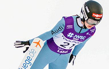 FIS Cup kobiet: Goebel przed Muehlbaher wserii próbnej