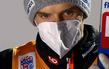 PŚ Lahti: Granerud przed Kubackim wtreningu. Polacy znajwyższą notą wśród drużyn