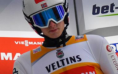 MŚ Oberstdorf: Granerud najlepszy wpierwszej serii treningowej