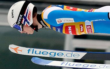 PŚ Klingenthal: Zwycięstwo Graneruda, Stoch drugi, pierwsze podium Pavlovcica