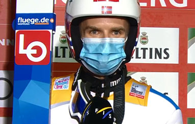 MŚ Oberstdorf: Druga seria treningowa też dla Graneruda