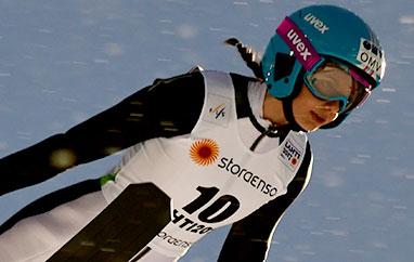 FIS Cup Rasnov: Haralambie przed Polkami w serii próbnej