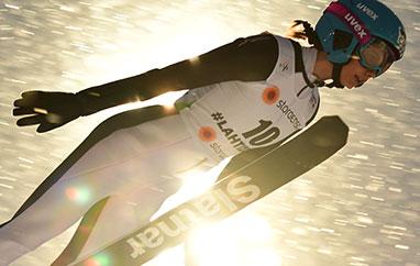 FIS Cup: Haralambie wygrywa serię próbną