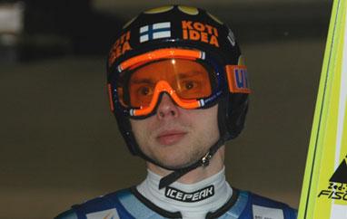 Jussi Hautamäki (Finlandia)
