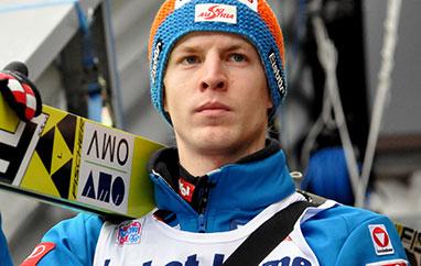 PŚ Engelberg: Hayboeck zrekordem skoczni, Tande najdalej, wszyscy Polacy wkonkursie