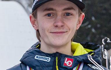 Bendik Jakobsen Heggli (Norwegia)