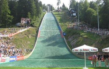 FIS Cup Hinterzarten: Hoffmann najlepszy wserii próbnej
