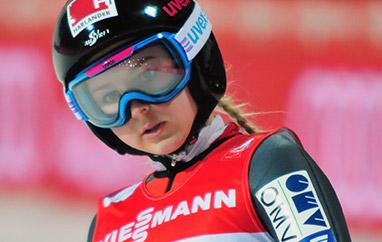 PŚ Oberstdorf: Hoelzl wygrywa kwalifikacje, Takanashi najdalej