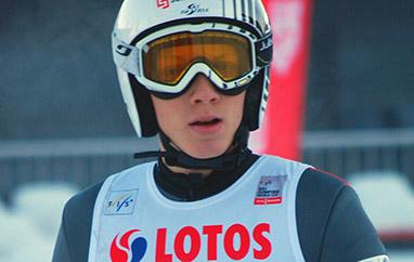 FIS Cup Rasnov: Hoerl najdalej wserii próbnej