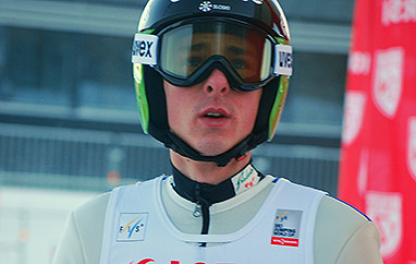 FIS Cup Zakopane: Słoweńcy najlepsi natreningach