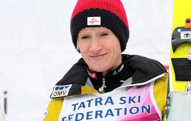 Daniela Iraschko-Stolz wyróżniona