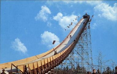 Będą letnie skoki namamucie Copper Peak!